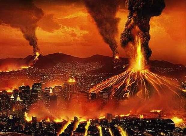 Ближайшее будущее человечества - нехватка воды, изменения климата и извержение Йеллоустонского вулкана