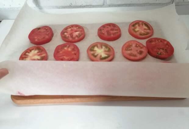 Замораживаю помидоры особенным способом. Зимой свежие можно не покупать!