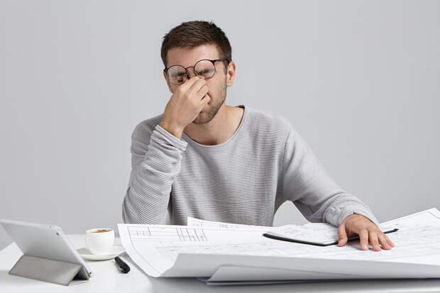 Какая связь между хронической усталостью и чувствительностью