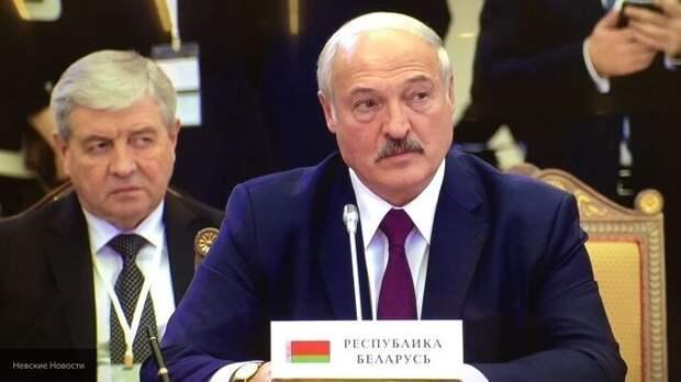 Лукашенко заявил, что в пострадавших от аварии на ЧАЭС районах можно и нужно жить