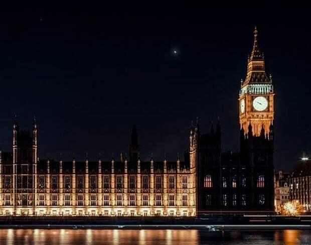Британия сняла маску - зрелище мерзкое и ужасное