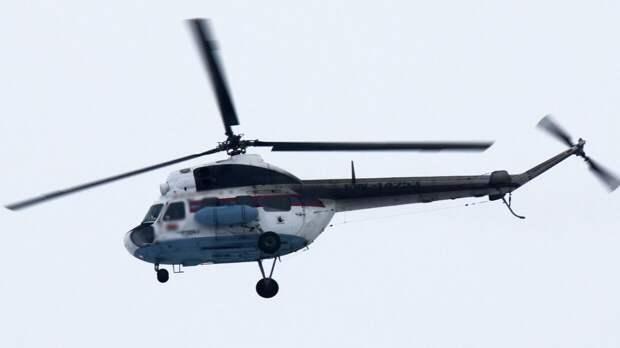 МЧС: предположительно найден пропавший вертолет Ми-2