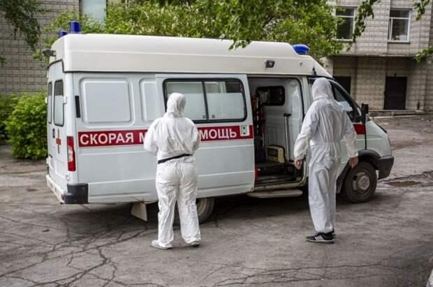 За последние сутки в РФ заразились коронавирусом 13 397 человек