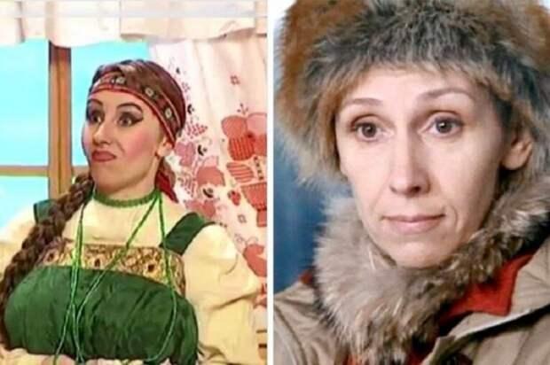 Актеры из «Деревни дураков» как выглядят без грима и чем занимаются сегодня