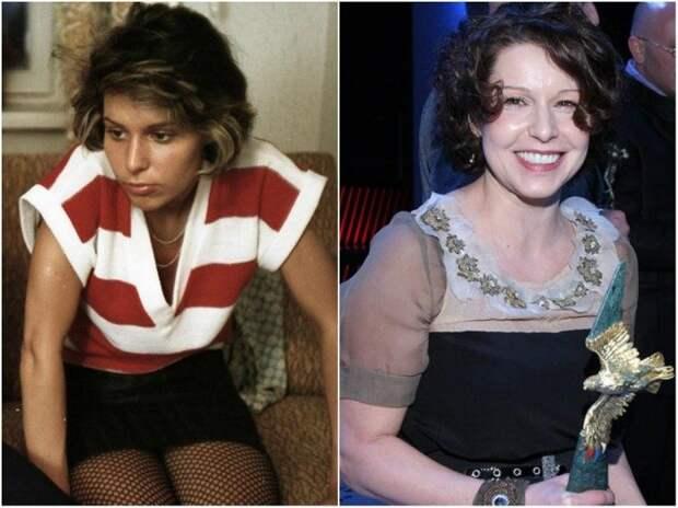 Экранные красавицы конца 80-х