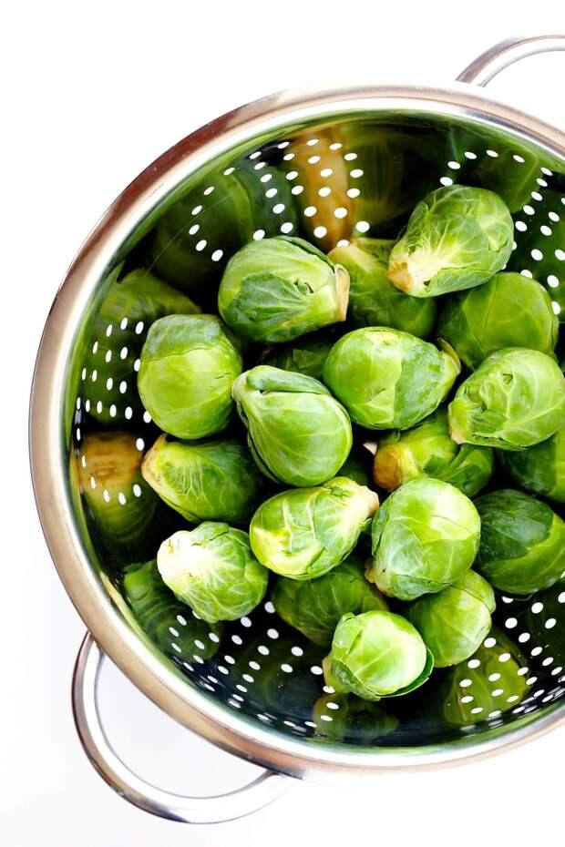 10 причин есть брюссельскую капусту каждый день