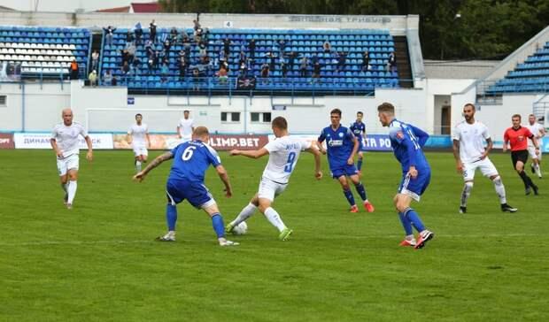 ФК «Оренбург» проведёт заключительный матч сезона ФНЛ