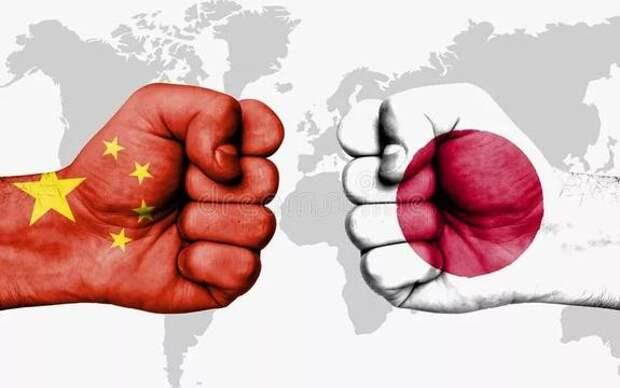 Япония и Китай снова поссорились, и на этот раз из-за Тайваня