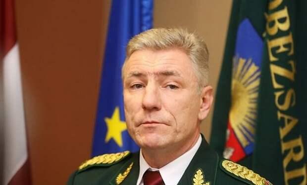 Латвия построит забор и на границе с Белоруссией