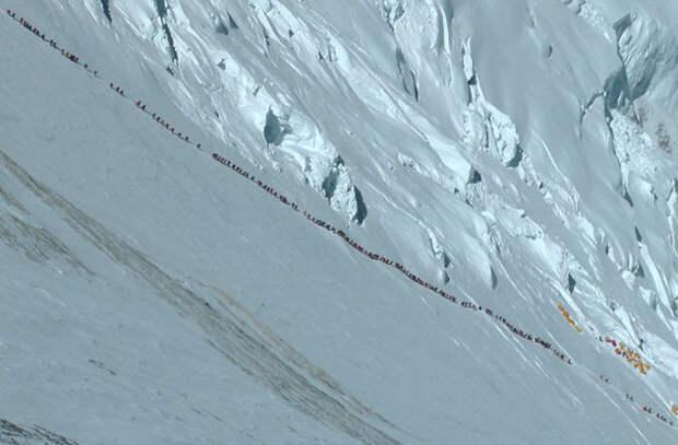 популярность альпинизма