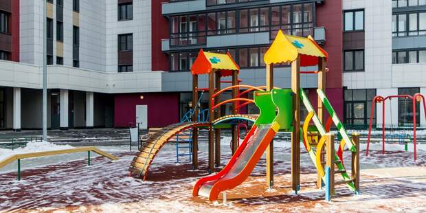 В рамках программы «Мой район» в Войковском благоустроят ряд дворов