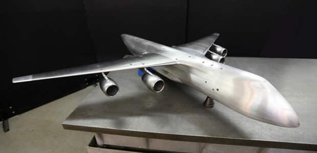 «Слон» готов к аэродинамическим испытаниям