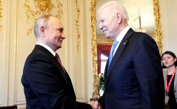 Женева в ожидании. Как начались переговоры Путина и Байдена?