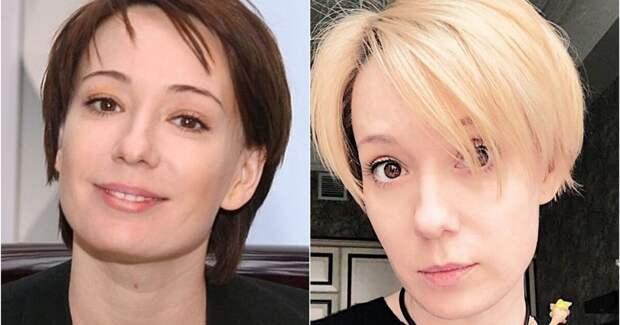 Чулпан Хаматова стала блондинкой ради роли