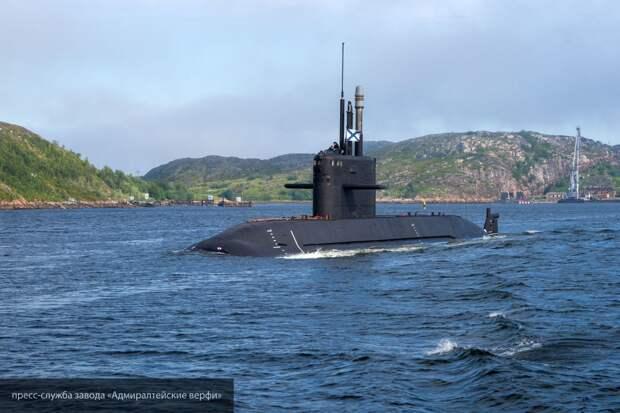 """В NI рассказали о самой скрытной подводной лодке """"Лада"""" на вооружении ВМФ РФ"""