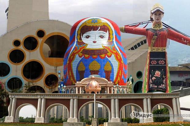 В Китае голосуют за самое уродливое здание
