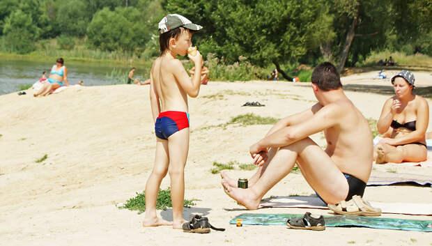 Безопасность городских пляжей Подольска для массового отдыха проверят до 1 июня