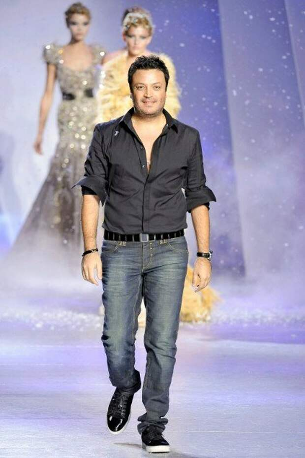 Мировые знаменитости в нарядах от дизайнера Зухаира Мурада | Zuhair Murad