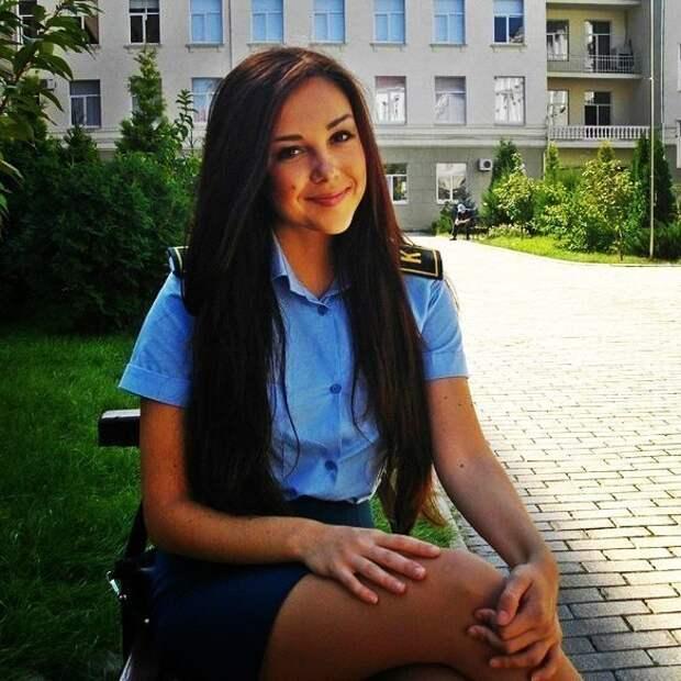 Арестуйте меня полностью: сногсшибательные девушки МВД РФ девушки, красота, курсанты, мвд, полиция, россия, форма
