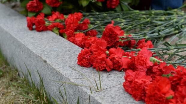 В Финляндии возложили венки к монументу павшим советским воинам