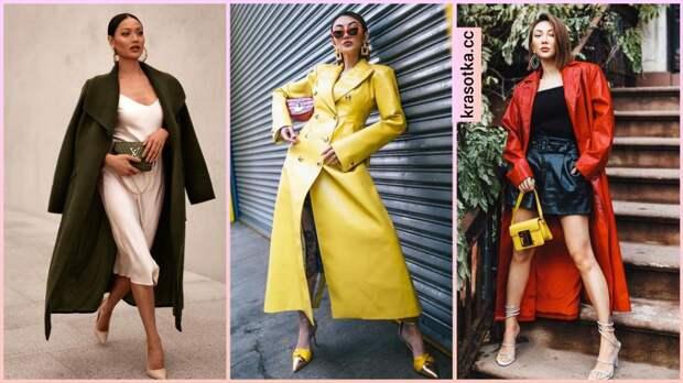 Модное летнее пальто 2021: актуальные модели для создания стильного образа