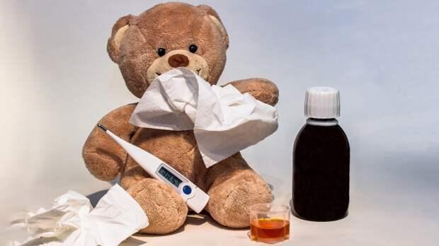 Симптомы COVID-19 у детей оказались отличными от взрослых
