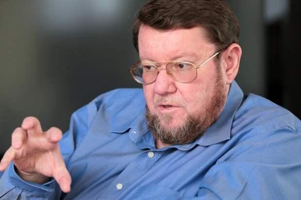 Такие уж в украинском начальстве больные на всю голову люди подобрались... Евгений Сатановский