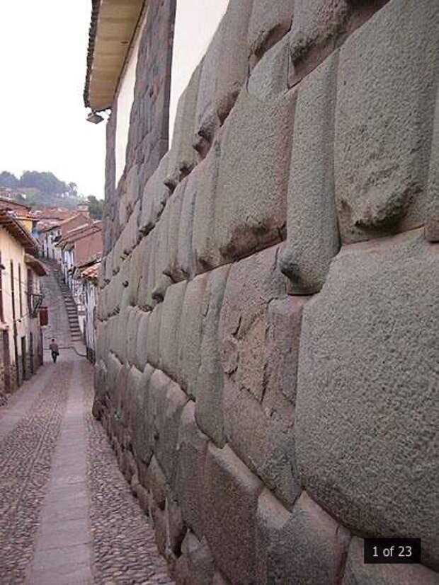 Куско: интересные артефакты древней столицы инков