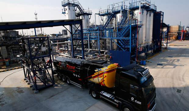 10,9млн тонн нефтепродуктов реализовала «Газпром нефть» зашесть месяцев 2020