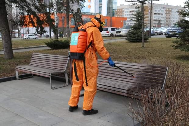 Около 1,6 млрд рублей потерял бюджет Ижевска из-за пандемии коронавируса