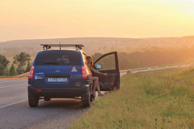 Как не уснуть за рулем: делюсь способами, которыми пользуюсь в дальних поездках  ♂