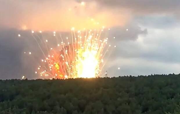 Что скрывается за взрывами на оружейных складах в Чехии