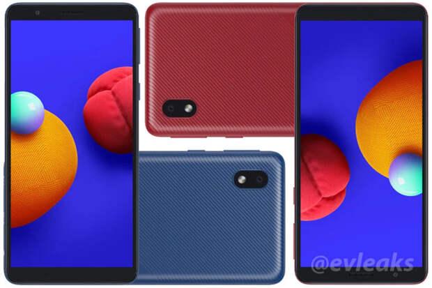 Ультрабюджетный Samsung Galaxy A01 Core получит удивительно неплохие характеристики