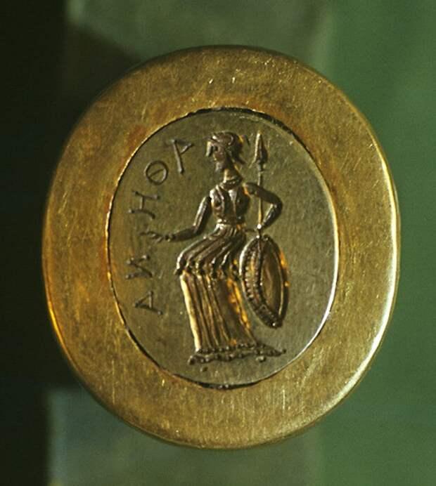 Сокровища великих цивилизаций :Золото Бактрии