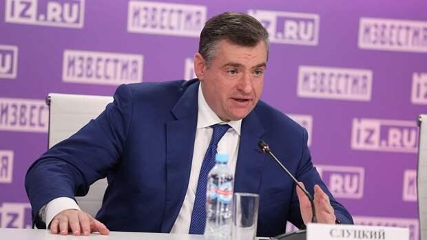 Депутат Слуцкий предложил России выйти из ПАСЕ