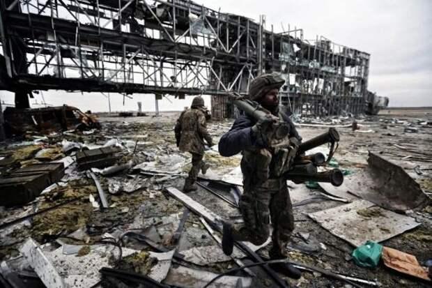 Донбасс превратился в полигон НАТО: ополченец Киселев рассказал о снайперах из Прибалтики