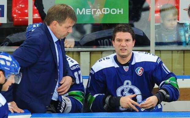 Константин ВОЛКОВ: Во всем мире за отсутствие результата отвечает руководитель, а у нас пока меняются только игроки и тренеры
