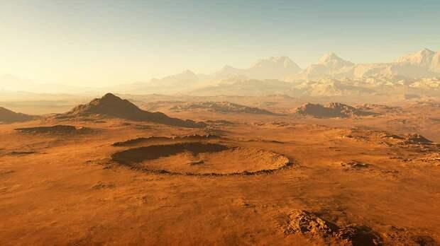 BBC: потенциальная жизнь на Марсе могла возникнуть в лаборатории NASA
