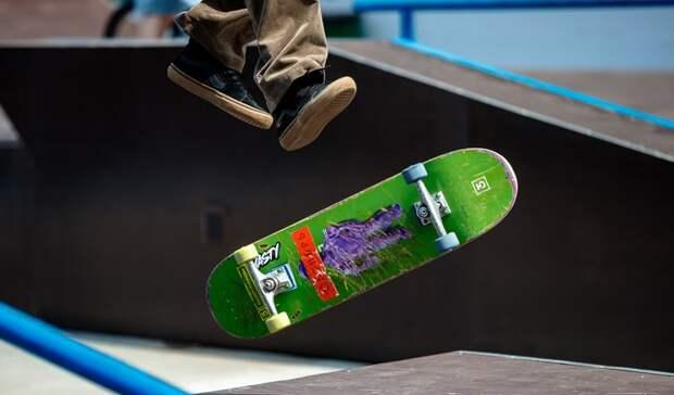 Градоначальник Владивостока поучаствовал в открытии нового скейт-парка