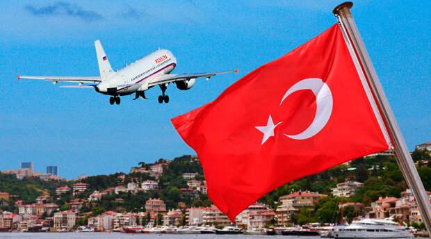 Турция предсказывает увеличение российских туристов за 2019 год до 6 миллионов