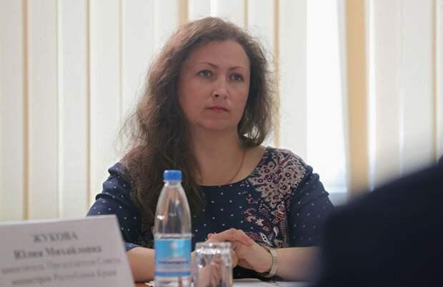 Аксенов рассказал о дальнейшей судьбе уволенной Жуковой
