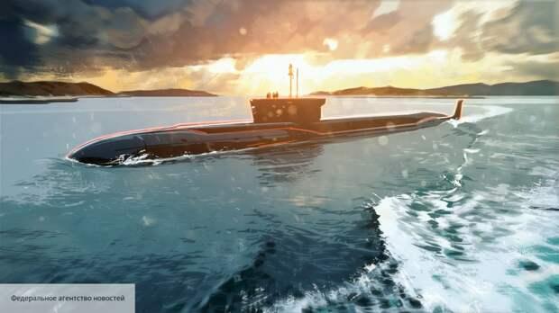 NI: маневры секретный подлодок России в Атлантике озадачили США