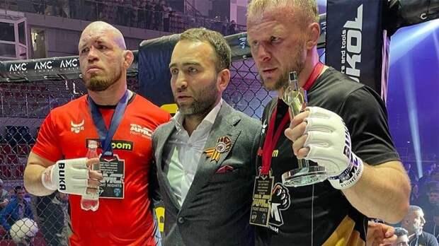 Гаджиев раскрыл минимальный гонорар Шлеменко за бой