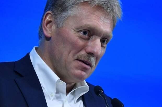 Песков: закон о денонсации ДОН скоро поступит на подпись президенту