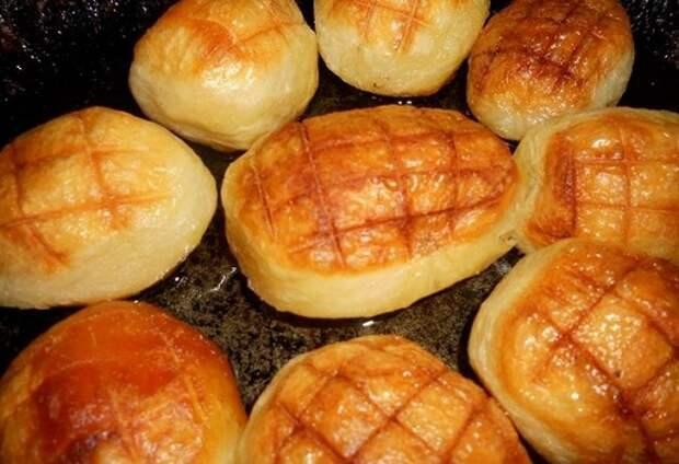 запеченный картофель рецепт