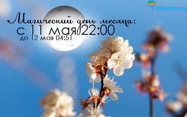 Лунный календарь повседневности: благоприятные дни для разных дел в мае 2021 год.