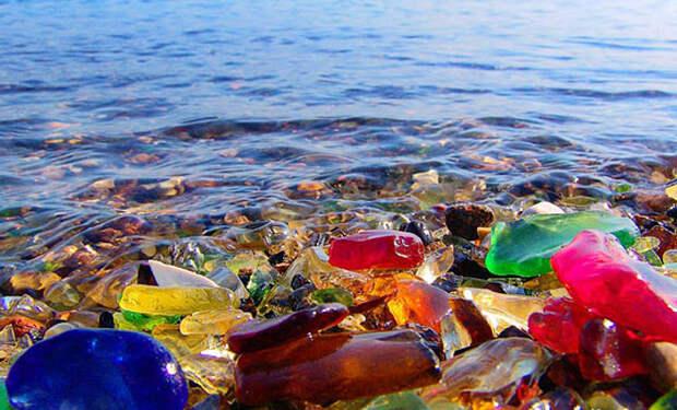 В России появился самый красивый пляж-свалка