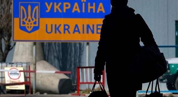 """Украинцам грозит отмена """"безвиза"""""""