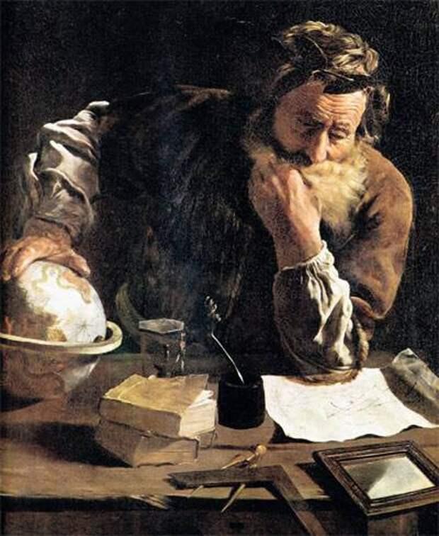 Сказка об учёном Архимеде, который стоил целой армии