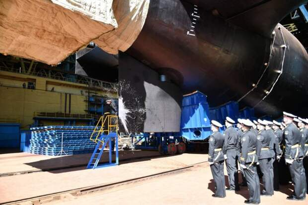 В 2021 году и далее. Планы по строительству атомных подлодок для ВМФ России